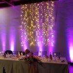 Osvetlenie svadby